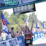 2009 Lake Stevens 70.3 Race Report – the Bike and Run