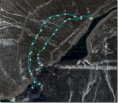 Hiking 14-03-2010
