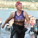 2010 Ironman Canada: swim