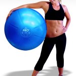 Cursing the Fitness Ball