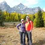 Hiking: Larch Valley–Sentinel Pass