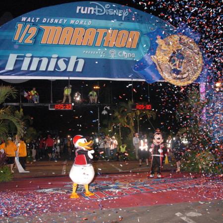 Goofy Challenge Half Marathon