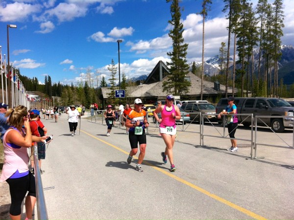 Canmore Rocky Mountain Soap Company Women's Run