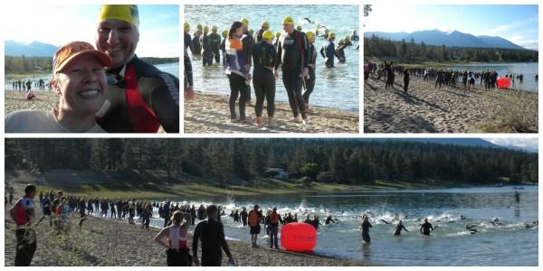 Sprint Swim Start