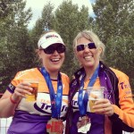 2013 Calgary Ironman 70.3 – Relay – Race Report