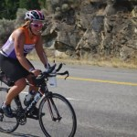 Supporting Shannon on her road to Kona