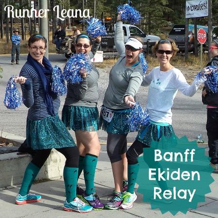 Banff Ekiden Relay Race Report
