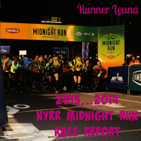 NYRR Midnight Run Race Report