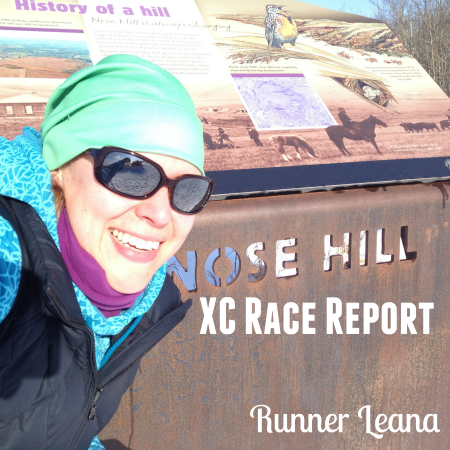 Nose Hill XC Race Report