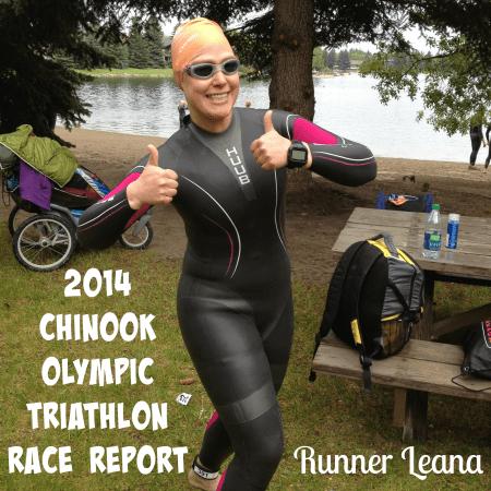 Chinook Olympic Triathlon Race Report