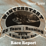 2014 Banff Winterstart 5 Miler Race Report