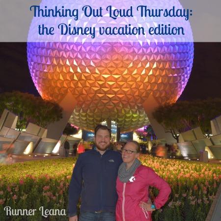 TOLT the Disney vacation edition