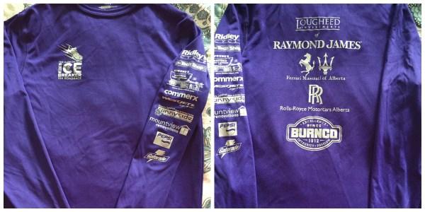 2015 Glencoe Icebreaker Shirt