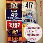 Tuesdays on the Run: My Dream Race