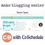 CoSchedule: Make Blogging Easier!