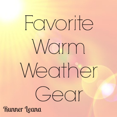 With the temperatures heating up here are a few of my favourite running essentials for the summer via Runner Leana