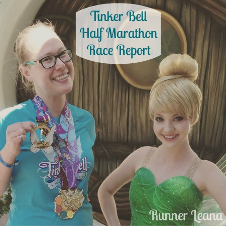 Tinker Bell Half Marathon Race Report