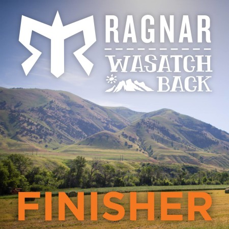 Ragnar Wasatch Back Race Report