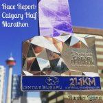 2015 Calgary Half Marathon Race Report