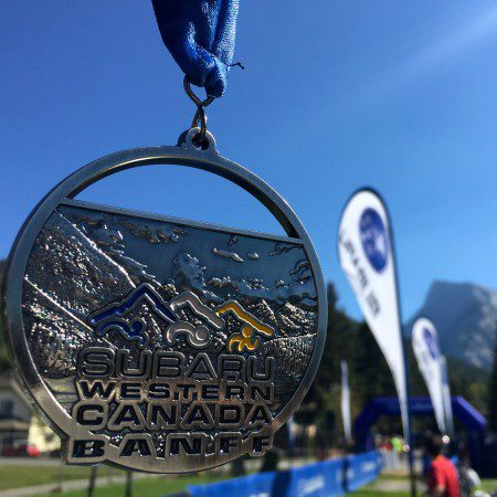 Subaru Banff Olympic Triathlon Race Report