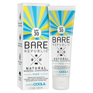 Bare Republic Mineral Face Sunscreen Lotion SPF 30 via Target.com