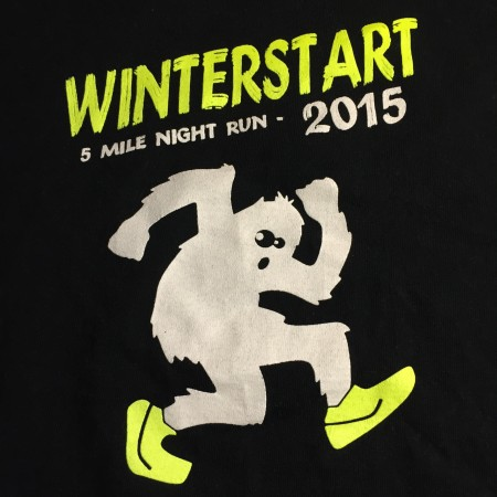 Banff Winterstart Race Report