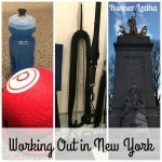 Working Out in New York: Pure Barre, Refine Method and Running Central Park