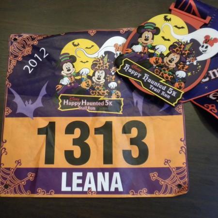 Mickey's Happy Haunted 5K Trail Race