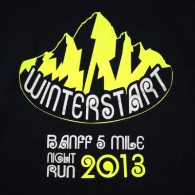 Banff Winterstart 5 Miler