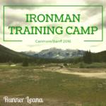 2016 Ironman Training Camp