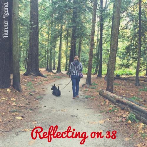 Reflecting on 38