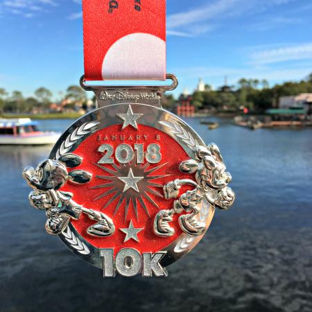 2018 Dopey Challenge Race Report: 10K