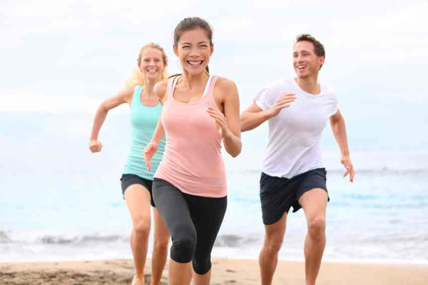 The 30 Day Running For Fun Challenge Runners