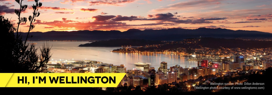 Runner's Guide to Wellington