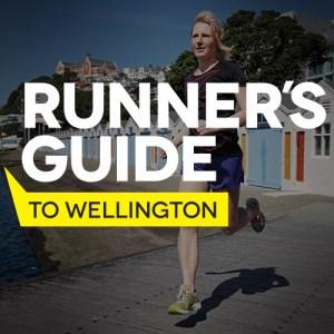 Runner's Guide to Wellington - logo