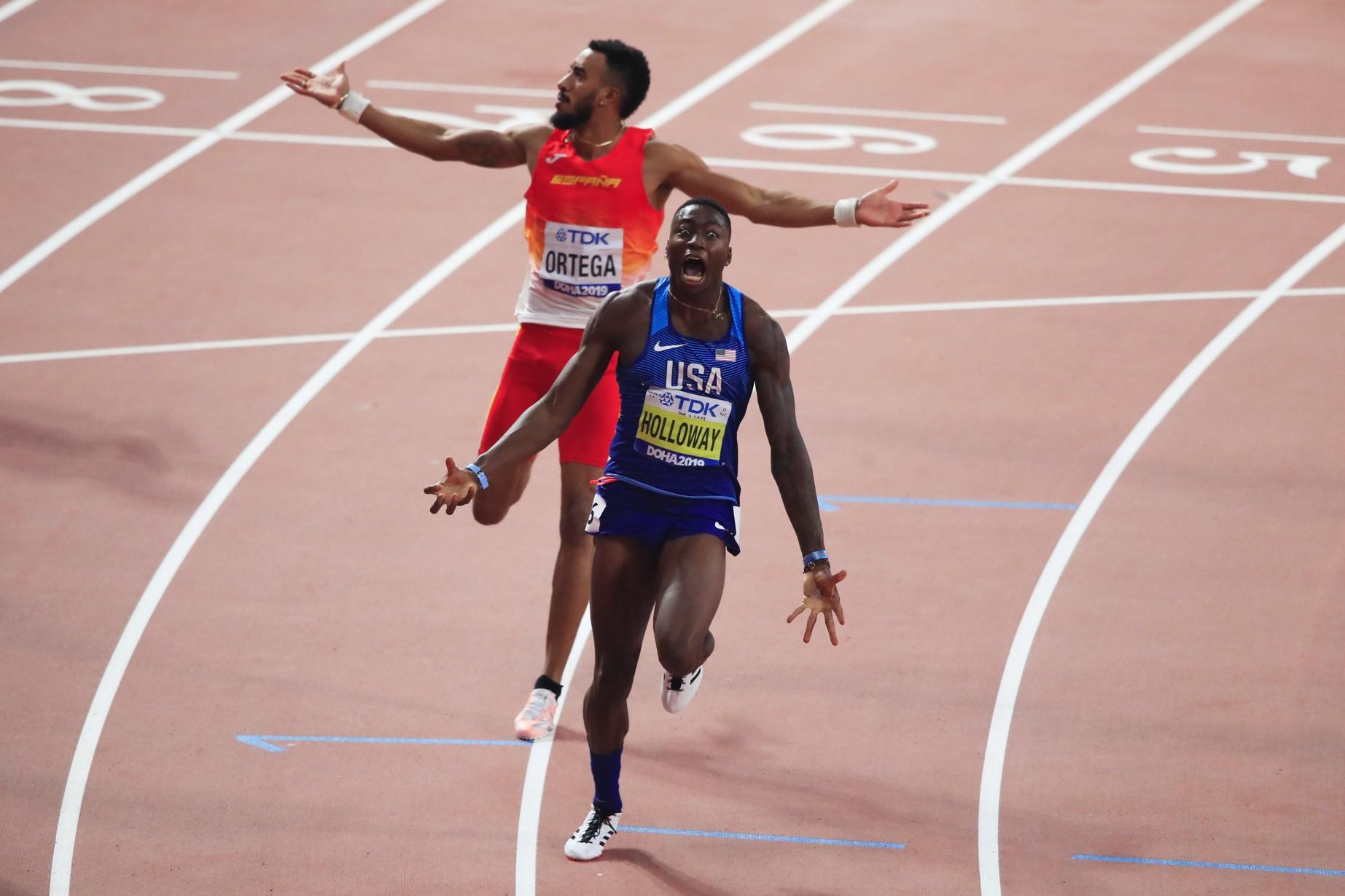 17th IAAF World Athletics Championships Doha 2019 - Day Six - Runner's Tribe