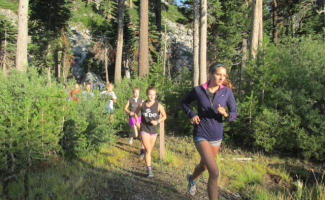Yosemite Runners Workshop