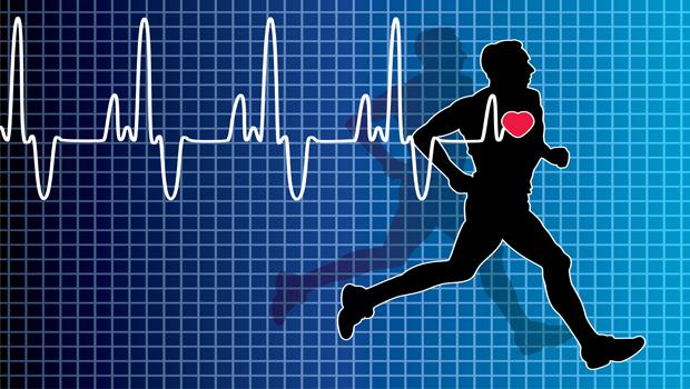 Courir avec sa fréquence cardiaque