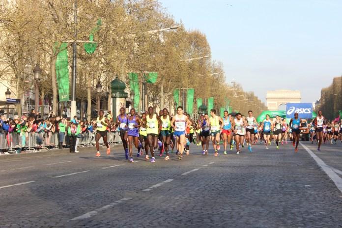 Marathon de Paris : une édition 2015 réussie
