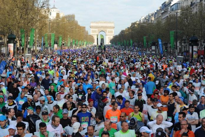 DIAPO PHOTO – Le Schneider Electric Marathon de Paris