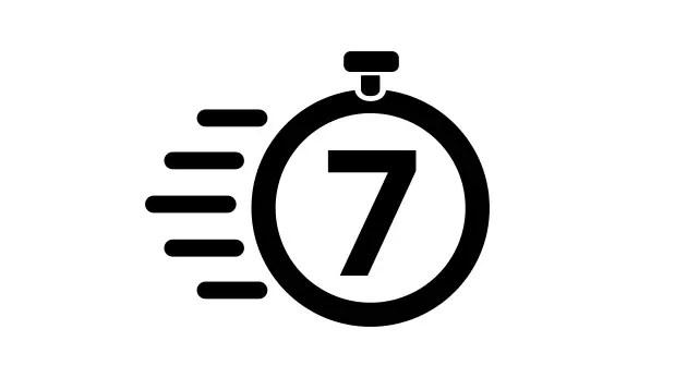 7 minutes workout, HICT, Tabata = Préparation physique