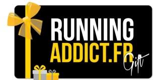 un cadeau pour les running addict