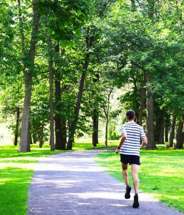 Pour le footing, il est important de courir lentement pour courir vite