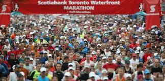 Marathon de Toronto : J-50... WTF !