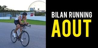 bilan aout running addict