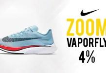 Nike Zoom Vaporfly 4% : Chaussure de tous les records ?