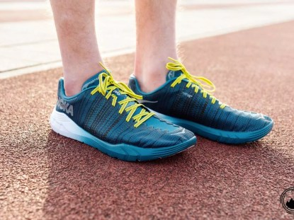 Hoka One One Evo Rehi Test