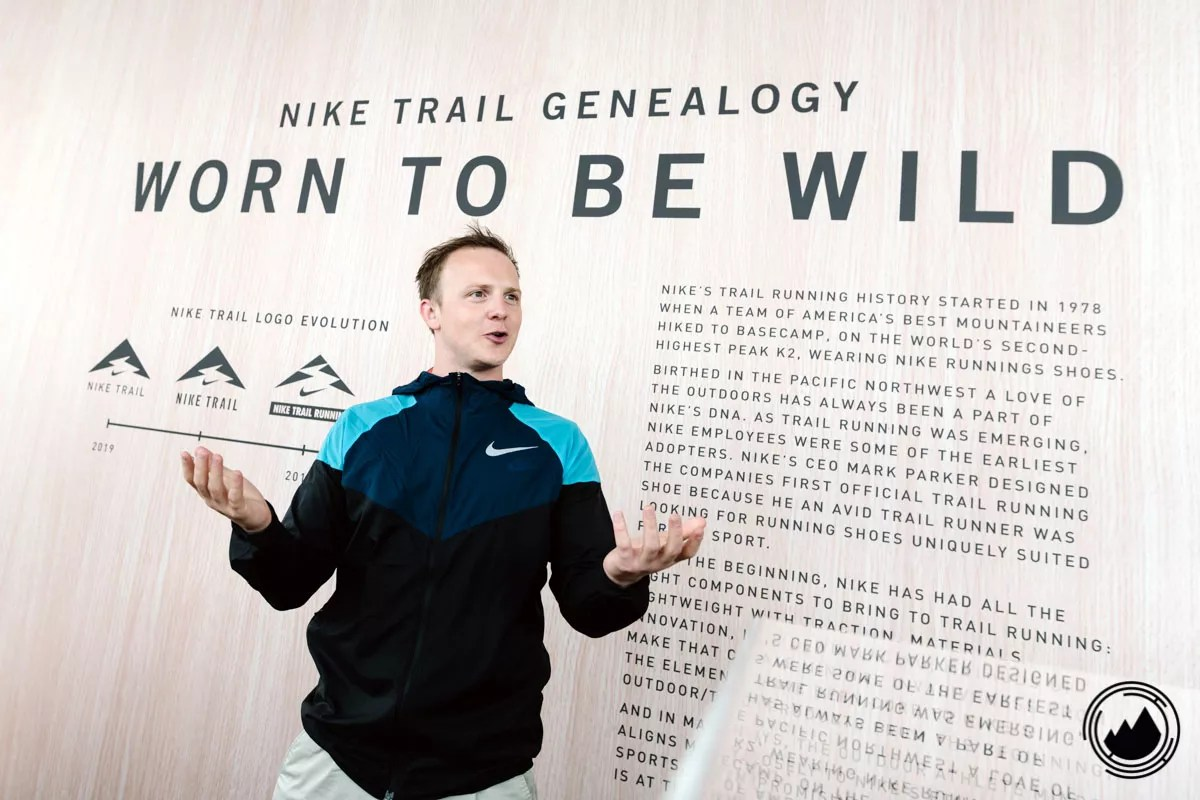 Nike Trail Run On The Wild Side | Running Culture