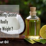 Drinking Coconut Oil Really Lose Weight?