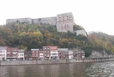Le fort de Huy